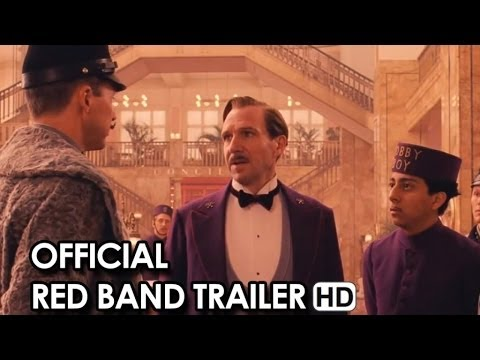 Watch: Animated Trailer for Beautiful 'Grand Budapest
